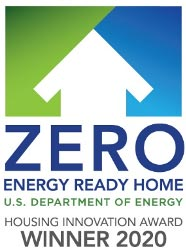 Zero Energy Ready Home Winner 2020